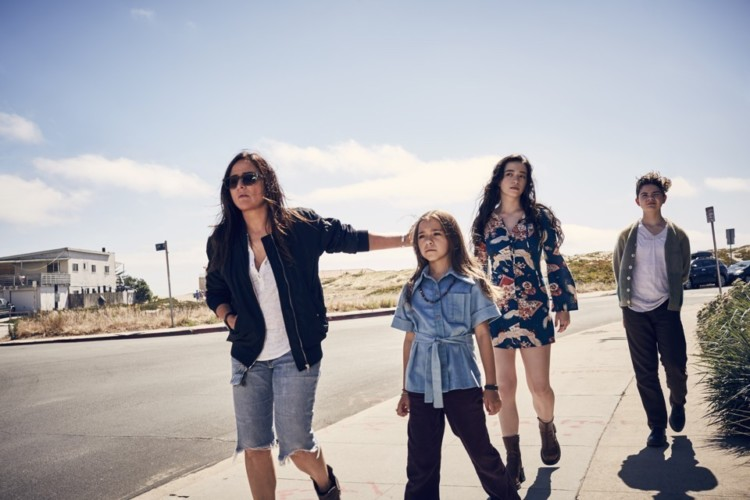 Better Things daughters and Sam